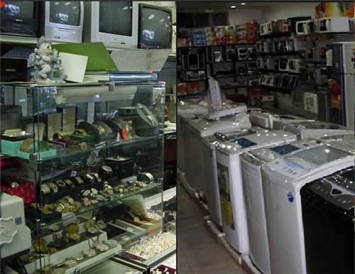 Electronics Shops
