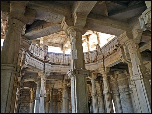Beautiful Architecture of Nagina Masjid near Godhra