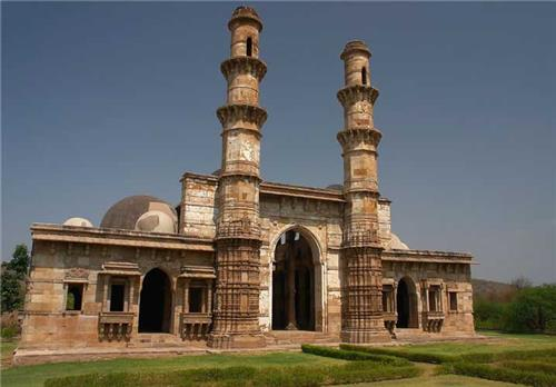 Mosques in and near Godhra