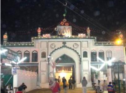 Gorakhpur Mosques
