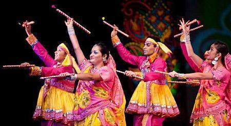Music and Dance of Gujarat
