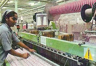 Textile Mill at Ahmedabad
