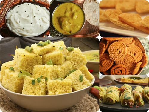 Food Options of Gujarat