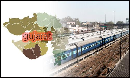 Railways in Gujarat