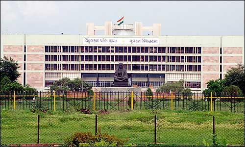 Legislative set up in Gujarat