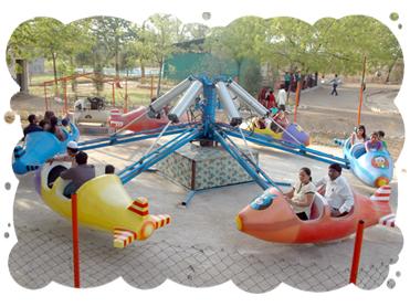 Amusement Park in Vadodora