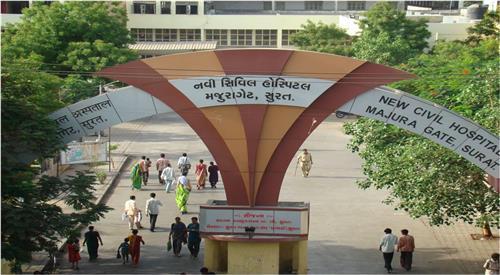 Government Healthcare Institutes in Gujarat