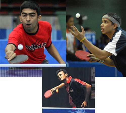 Table Tennis in Gujarat