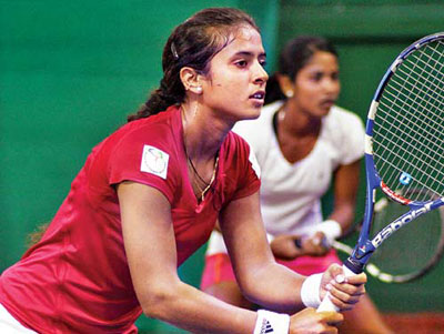 Lawn Tennis in Gujarat