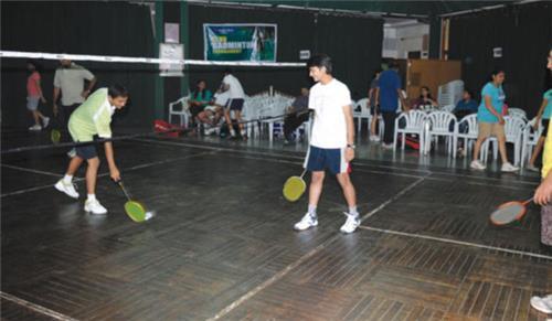 Badminton in Gujarat