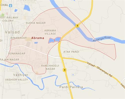 Geography of Abrama