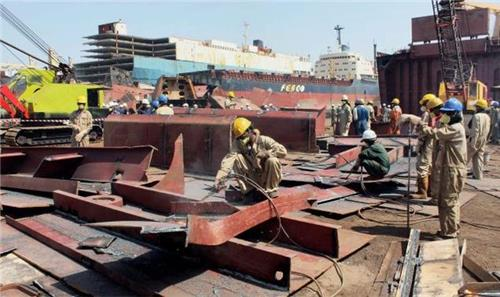 About the Ship Breaking Process