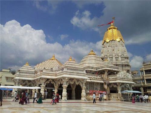 Architecture of the Ambaji Temple