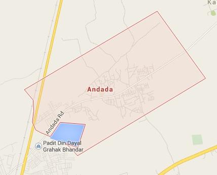 Geography of Andada