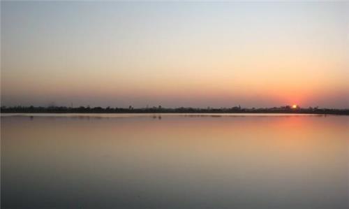 Lake at GIDC