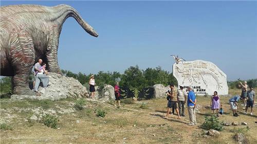 Balsinor Fossil Park