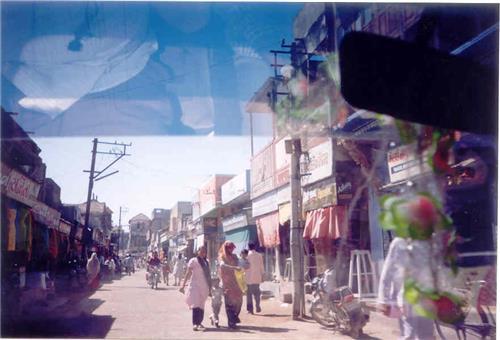 Market in Bantawa