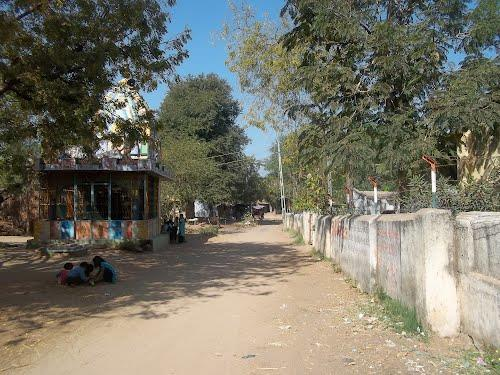 The city of Bayad in Sabarkantha District