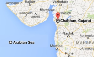 Geography of Chalthan