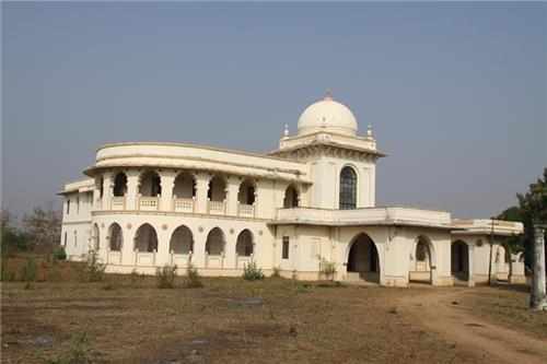 Palaces in Chhota Udaipur