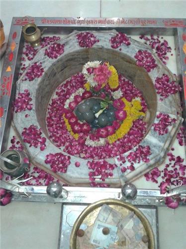 Chandramouleshwar in Dholka