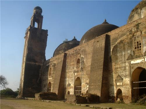 Khan mosque in Dholka