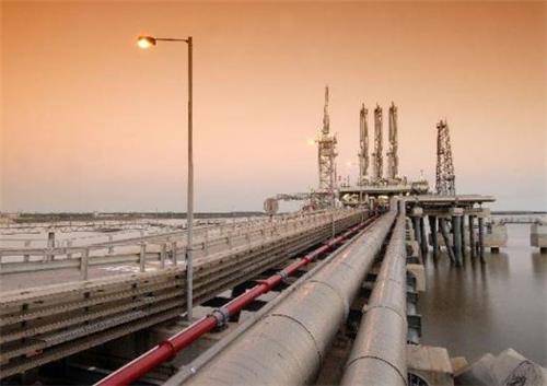 LNG Terminal at Hajira