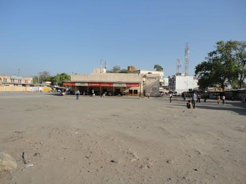 Halol Bus Stand