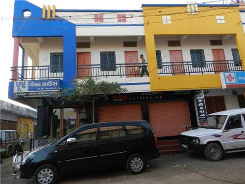 Accommodation in Halvad