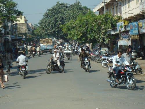 Transport facilities in Jasdan Gujarat