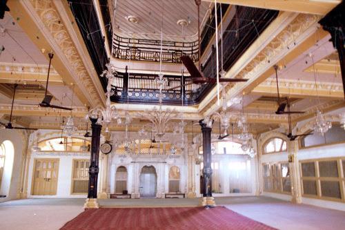 Moti Masjid in Kapadvanj