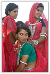 Saharias Tribes in Guna