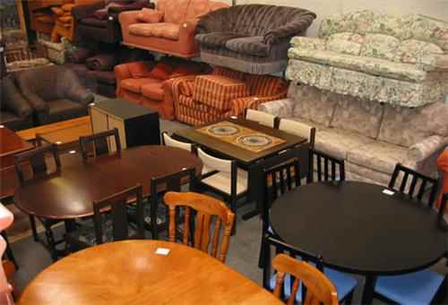 Furniture Stores in Guna