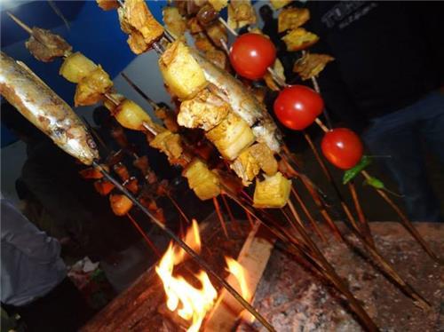 Winter Food Mania in Guwahati