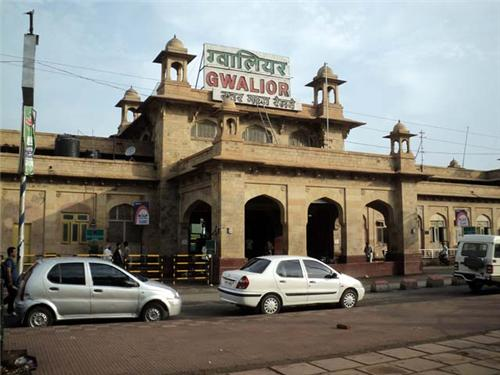 One Day Trip to Gwalior
