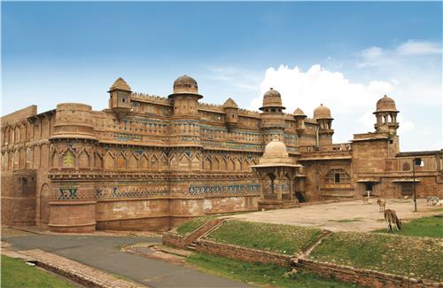 Monuments in Gwalior