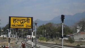 Modern History of Haldwani