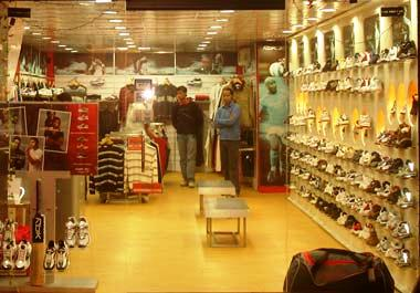 List of Shoe Stores in Haldwani