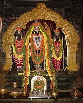Hampi Kodandarama Temple