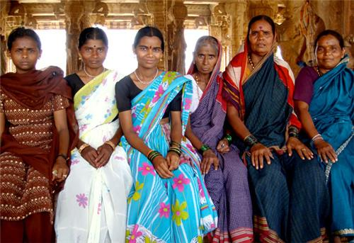 Women in Hampi