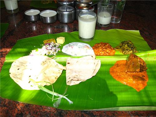 Food in Hampi