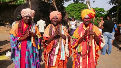 Lifestyle In Hampi Traditional Costumes Hampi Fitness