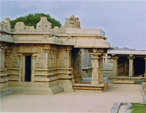 Hazara Rama Temple in Hampi