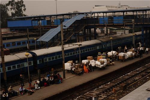 Hospet Railway Station