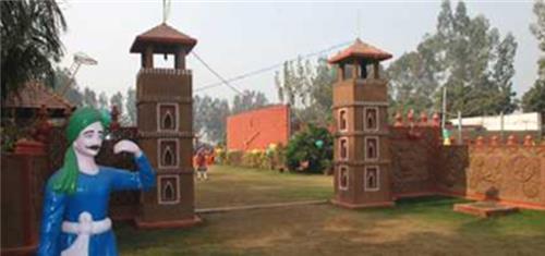 Amusement Parks in Haryana
