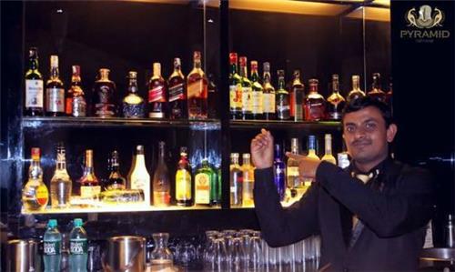 Bars in Haryana