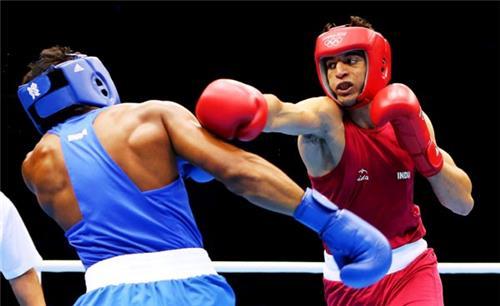 Boxing in Haryana