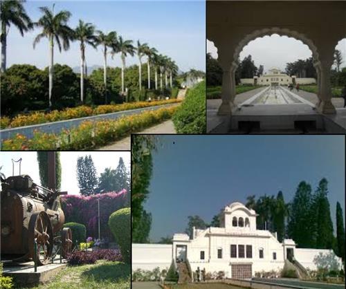 Haryana Yadavindra Gardens