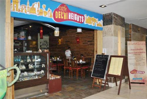 Cafes in Haryana