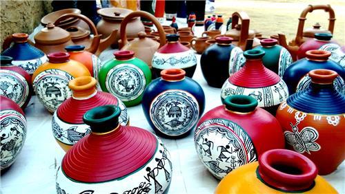 Haryana Pottery